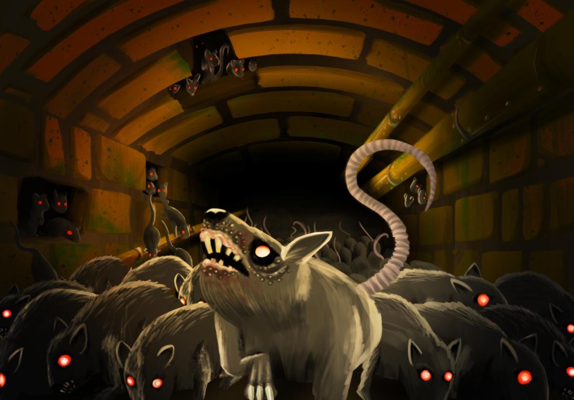 swarm-of-rats