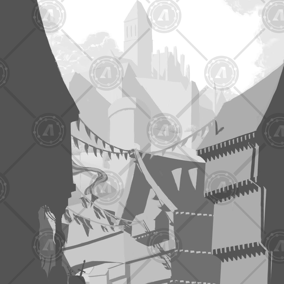 castles bw wm